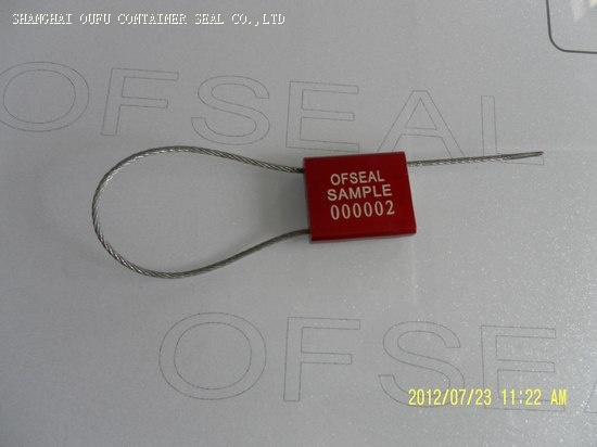 Shanghai Changzeng Metal Co Ltd Mail: Cable Seal OF-CS1.5